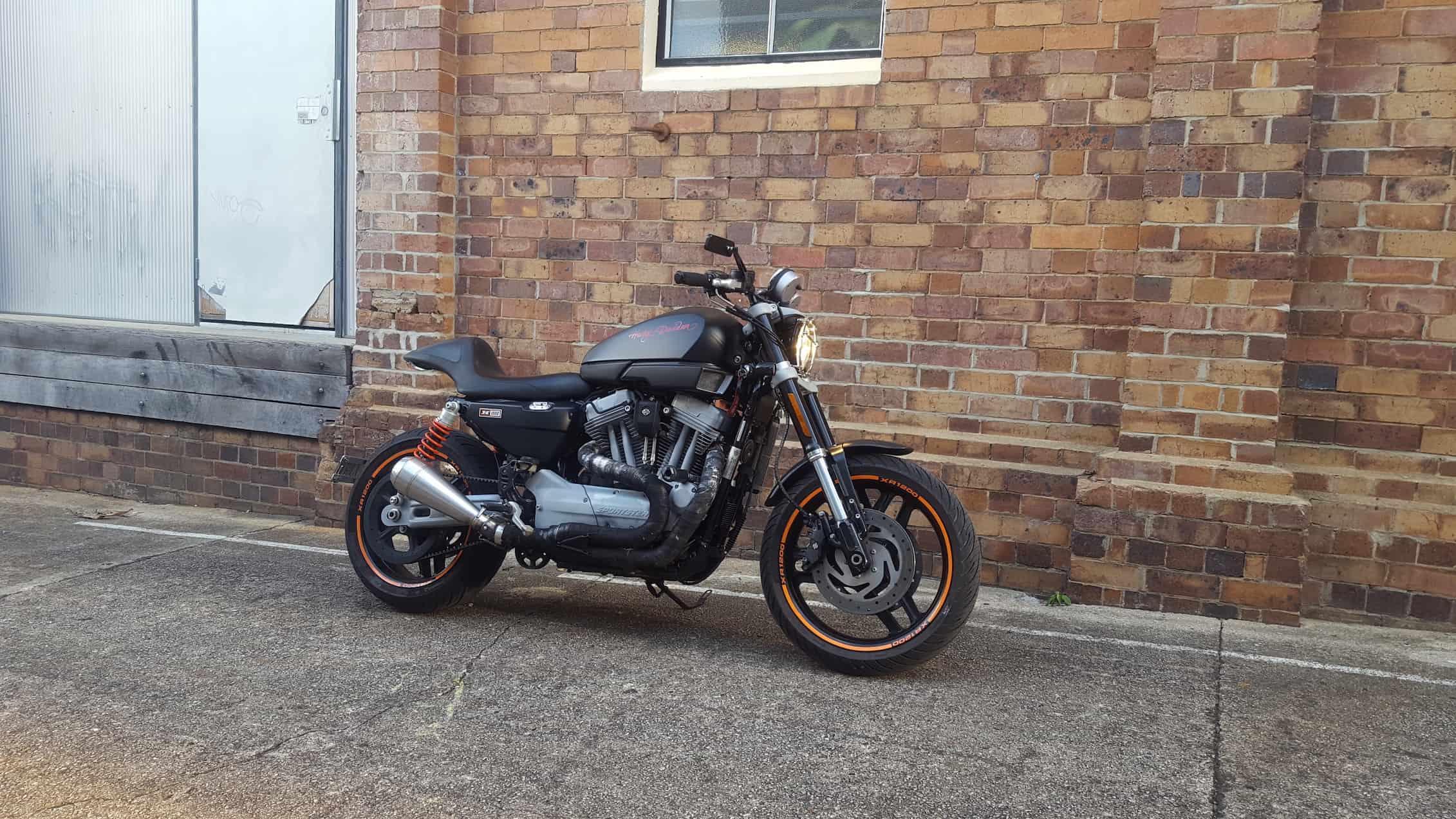 Harley Davidson '08 XR1200