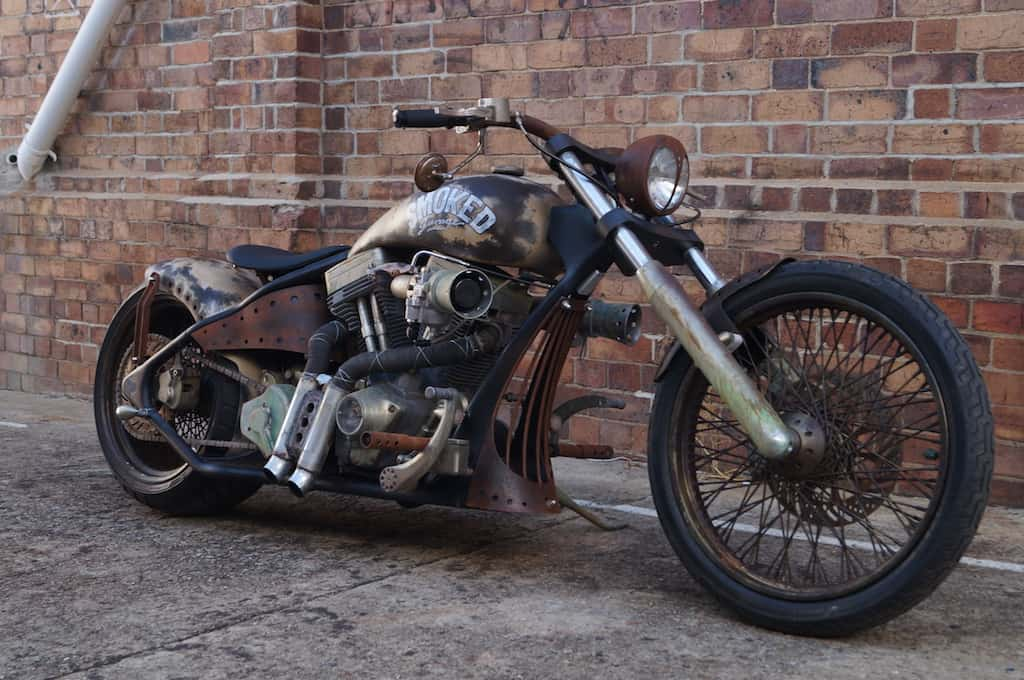 Tetanus {custom chopper}