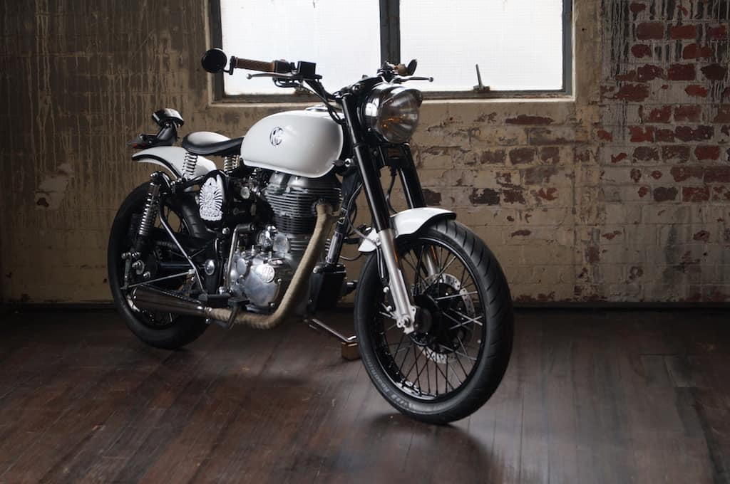 Storm-Trooper – Royal Enfield 500
